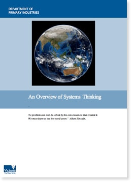 Overview of Systems Thinking