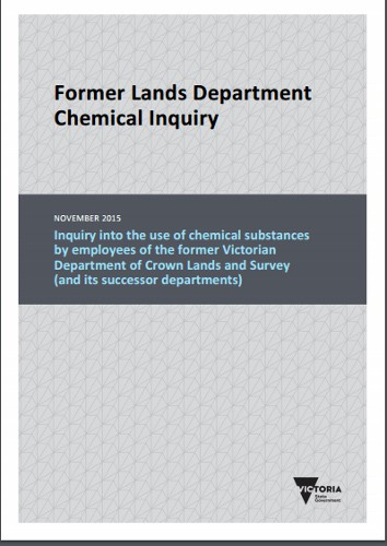 Department Chemical Inquiry